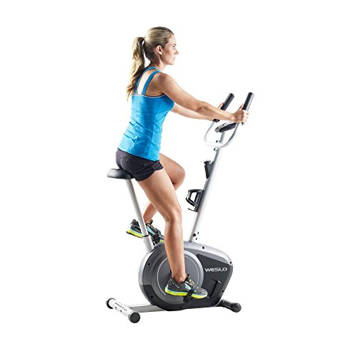 Weslo Pursuit CT 2.4 Upright Exercise Bike Icon Health and Fitness Inc