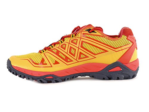 CMP Trekkingschuh Wanderschuh Nash Trail Shoe gelb OrthoLite® Mesh Gr.42 3Q48467