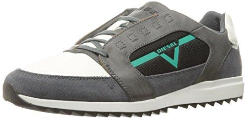 Diesel Uomo V-staffetta S-fleett Fashion Sneaker Castlerock / Ice