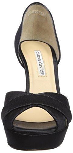 reliable sale online discount original Charles David Women's Seduction Platform Sandal Black WhO29s