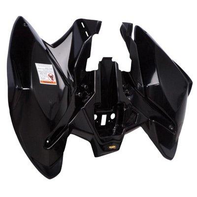 Maier Rear Fender Black for Polaris OUTLAW 525 IRS ()