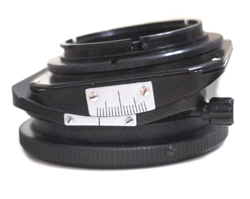 Arax Tilt Shift Adapter Rotator For Arax  Pentacon Six  Kiev Lens On Canon Eos Camera