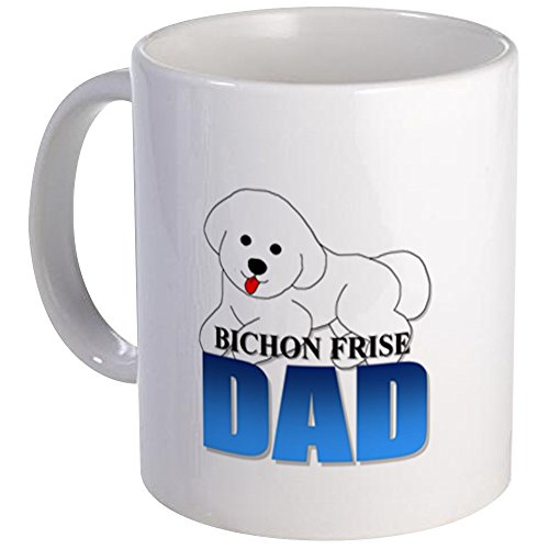 CafePress Bichon Frise Unique Coffee