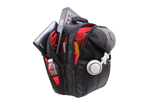Odyssey BRLBACKSPIN2 Redline Series ''Backspin 2'' Digital Gear Backpack by Odyssey