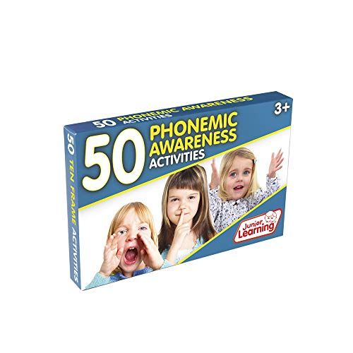 (Junior Learning 50 Phonemic Awareness Activities)