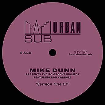 Sermon One EP (feat. Ron Carroll) de Mike Dunn presents Tha ...