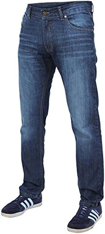 newfacelook cienkie dżinsy dla mężczyzn, modny wąż: Odzież