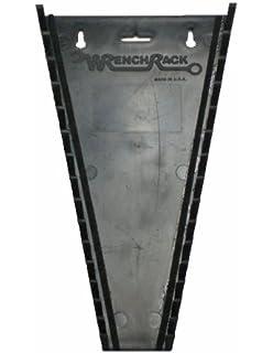 Protoco 2010 Wrench Rack Reverse Black 12-Piece