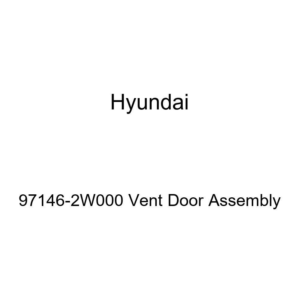 Genuine Hyundai 97146-2W000 Vent Door Assembly