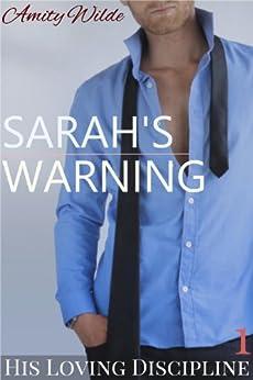 Sarahs Warning His Loving Discipline ebook product image