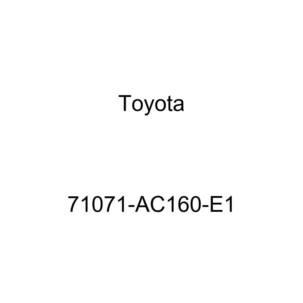 TOYOTA Genuine 71071-AC160-E1 Seat Cushion Cover