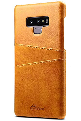 Galaxy Note 9 Wallet Phone Case, XRPow Slim PU Leather Back Protective Case Cover With Credit Card Holder for Samsung Galaxy Note 9