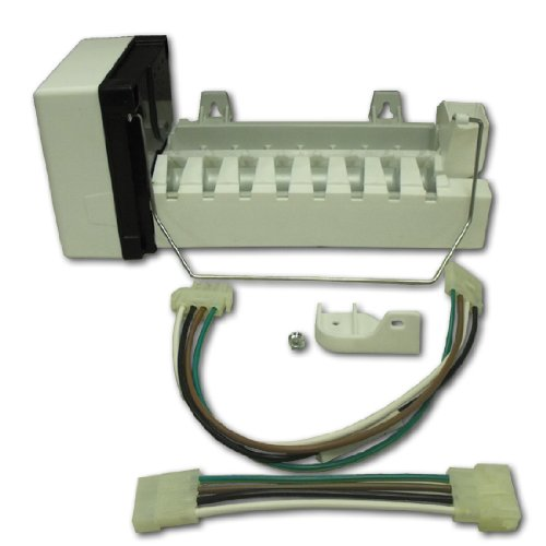 Supco RIM277 Universal Ice Maker, Replaces Electrolux 5303918277, Whirlpool D7824706Q and Frigidaire 240352403, 218713500, 240352401
