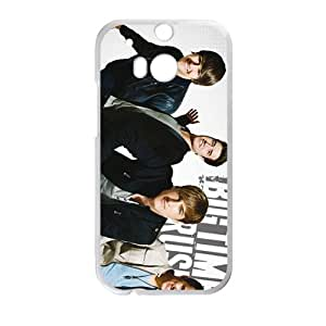 Big Time White htc m8 case