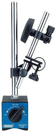 Draper 45277 - Soporte de base magnética para comparador