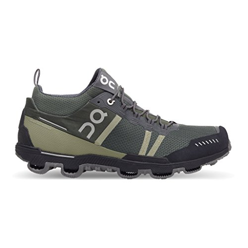 On Running Cloudventure Midtop Forest Grey Green
