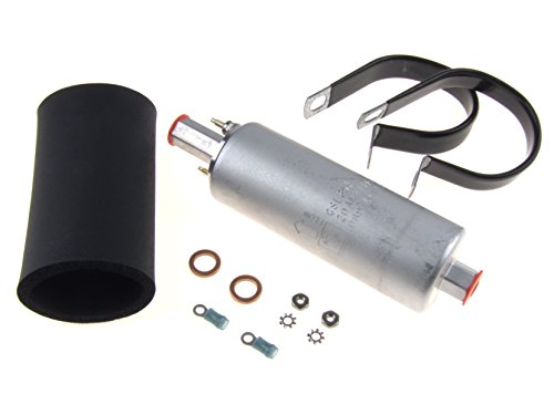 Walbro In Line Pump - Walbro GSL392-400-939 Inline Fuel Pump 255LPH HIGH PRESSURE (Universal External Pump)