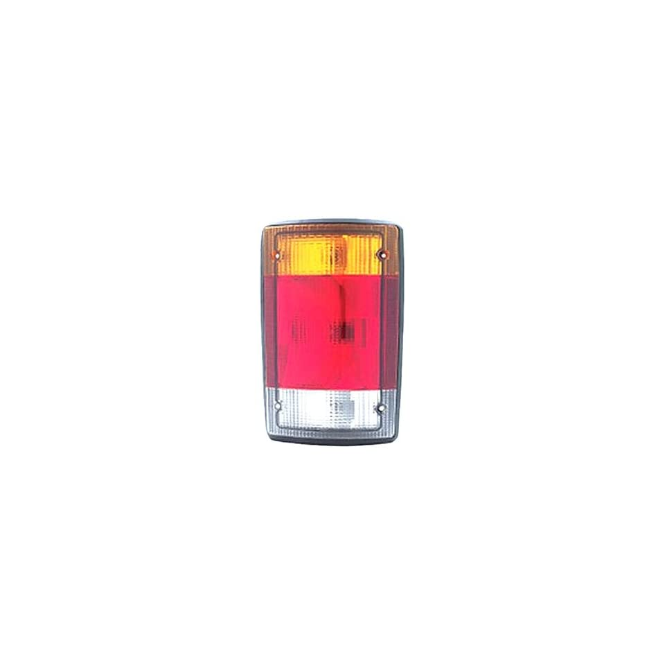 OE Replacement Ford Econoline Passenger Side Taillight Assembly (Partslink Number FO2801115)