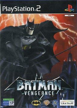 PS2 - Batman Vengeance - [PAL EU] (Vengeance Ps2 Batman)
