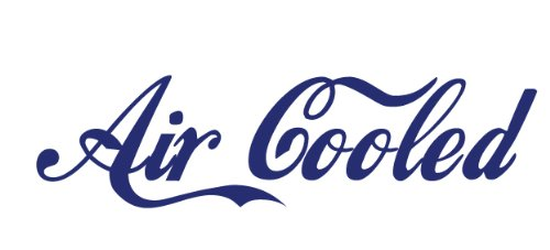 air cooled decal - 9