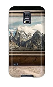 New Style 5673545K80243022 Fashion Protective Artistic Case Cover For Galaxy S5