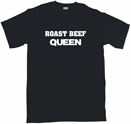 Roast Beef Queen Women's Regular Fit Tee Shirt (Reg Roast)