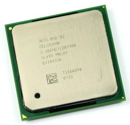 (Intel - Celeron 2.6Ghz Skt478 Cpu)