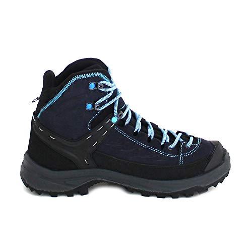 Salewa Ws Hike Trainer Mid Gtx Zapatos De High Rise Senderismo Para Mujer