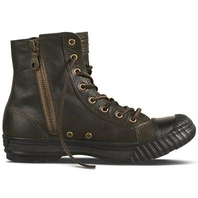 6c0a6e2725d3 Converse Men s The Chuck Taylor All Star Zip Bosey Boot 13 Green ...