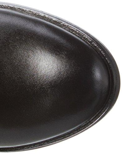 Gabor Shoes Comfort Sport, Botas de Montar para Mujer Negro (Schwarz micro)