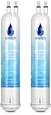 3-Packs EDR3RXD1,Kenmore 46-9030 Kenmore 46-9083- WATEN H2o 4396841 4396710 Refrigerator Water Filter Cap Replacement,Compatible with Water Filter 3