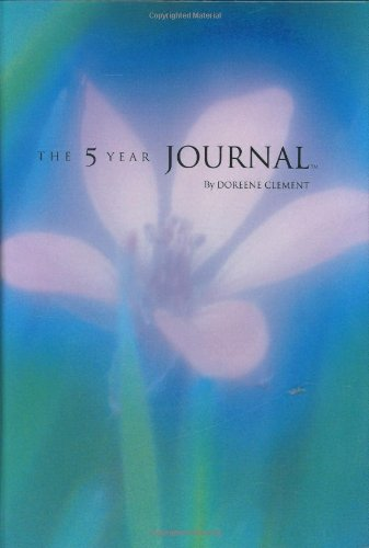 The 5 Year Journal by Brand: Morgan James Publishing