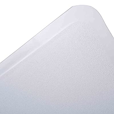 Essentials Chairmat for Carpet - Carpet Floor Protector for Office Desk Chair