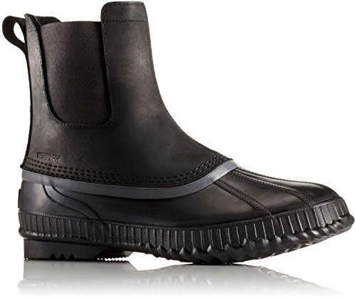 insulated mens dress boots - 6