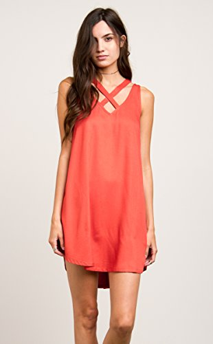 rvca-juniors-visions-tank-dress-spiced-coral-large