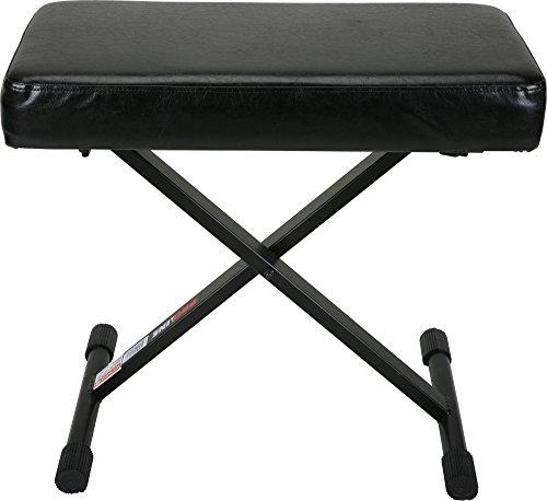 Proline PL1250 Keyboard Bench With Memory Foam by PROLINE