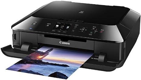 Canon PIXMA MG5450 - Impresora multifunción con inyección de ...