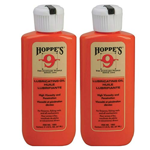 HOPPE'S No. 9 Lubricating Oil, 2-1/4...