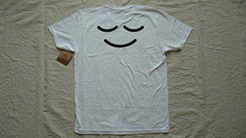 PUFFY パフィー Akomplice Puffy The Cloud Tee 白 L 40% off アコンプライス パフィー・ザ・クラウド Tシャツ スケートボード レターパックライト¥360の商品画像