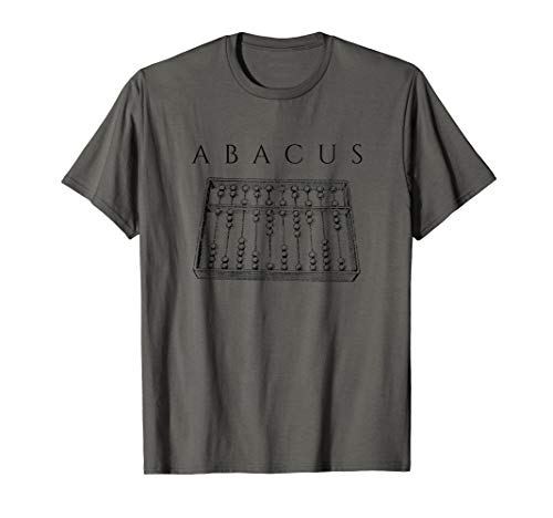 Abacus for Math T Shirt T-Shirt
