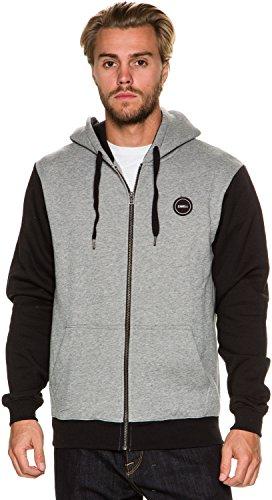 Zip Thru Hooded Sweatshirt - 4