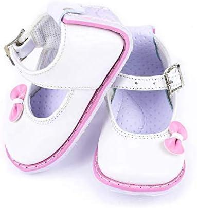 TAPITAP Baby Toddler Girl Isabella White Shoes