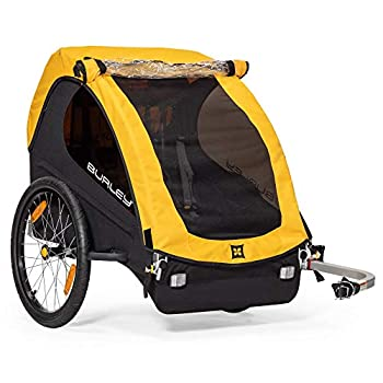 Image of Burley Bee, 2 Seat, Lightweight, Kids Bike-Only Trailer Child Carrier Trailers