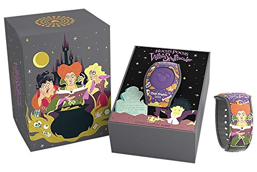 Mickey's Not So Scary Halloween (2019 Mickey's Not So Scary Halloween Party Hocus Pocus Limited Edition Magic)