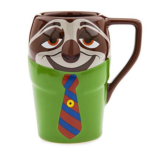 Disney Flash Figural Mug - Zootopia