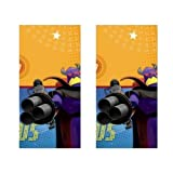Toy Story Game Time Party Table Cover - 2 Pieces