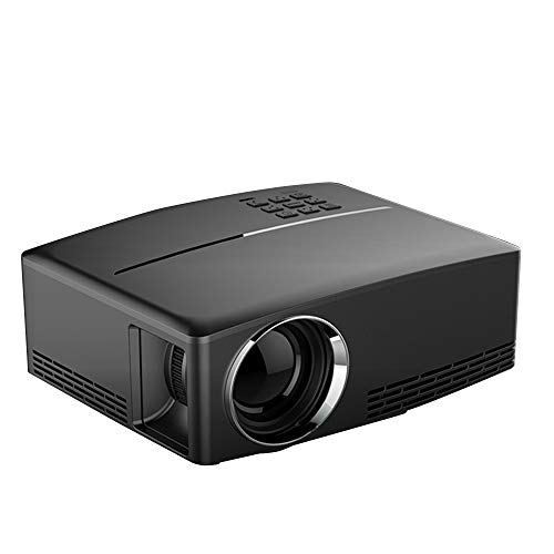 - TOPmountain 1080P Full Hd Home Projector LCD Projector Player Projector, Mini Led Home Cinema Movie Projector