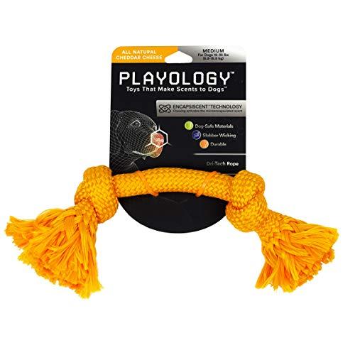 Playology Dri-Tech Rope Dog Toy