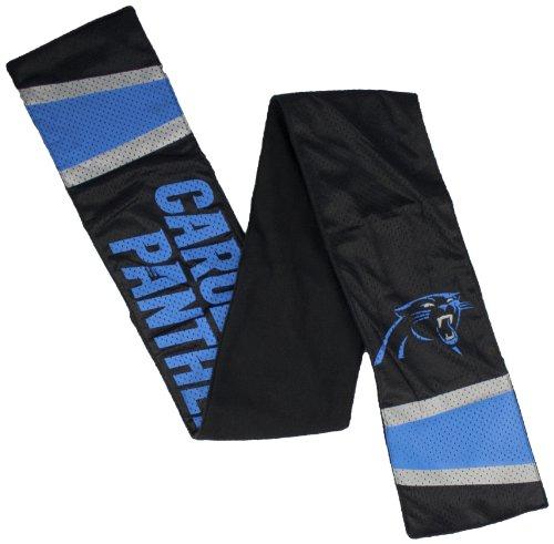 NFL Carolina Panthers Jersey Scarf (Panthers Jersey Scarf)