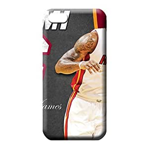 diy zheng Ipod Touch 5 5th Impact Defender Eco-friendly Packaging mobile phone carrying shells miami heat nba basketball